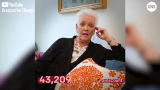#GirlsCount | Gayle Smith, CEO of The ONE Campaign - 43,209