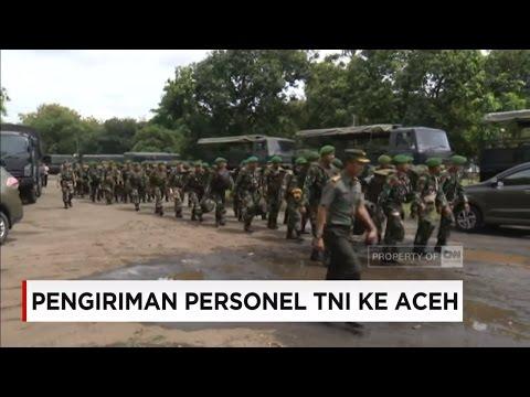 Xxx Mp4 300 Personel TNI Dikirim Ke Aceh 3gp Sex