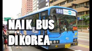 Cara Naik Bus Umum di Korea I How to Ride a Bus in Korea