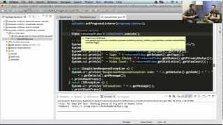 YouTube Developers Live: Setting up your Java IDE for Google API samples
