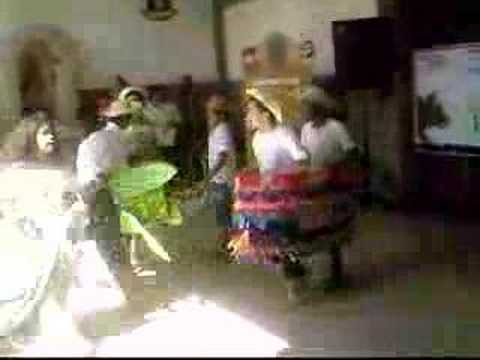 El Carite baile E.B. Eleazar Lopez Contreras