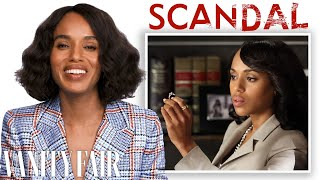 Kerry Washington Breaks Down Her Career, from Django Unchained to Scandal  | Vanity Fair