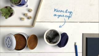 How to (h)eat a stroopwafel? Warm it up on you cup!