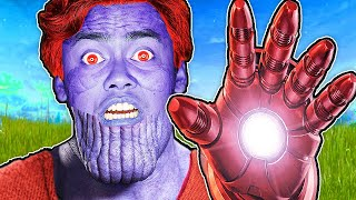 10 Things Not To Do as a SuperHero (Avengers)