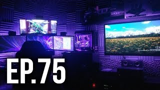 Room Tour Project 75 - Best Gaming Setups!