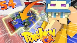 SOTTO LA MIA PALESTRA C'È UN'AREA SEGRETA! - Minecraft ITA - Pixelmon GX #54