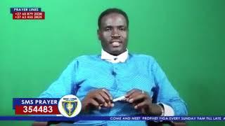 Yiga Augustine affude  (Omulambo guli south Africa guletebwa week eno)