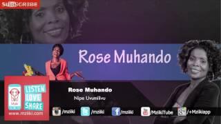 Nipe Uvumilivu | Rose Muhando | Official Audio