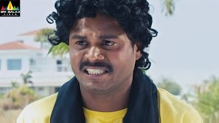 Prema Katha Chitram | Saptagiri Scared by Nanditha | Latest Telugu Comedy Scenes | Sri Balaji Video
