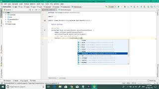 OnClickListener on Button Android studio tutorial 2019