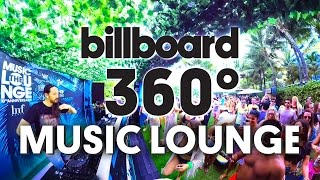 Afrojack, Steve Aoki & Oliver Heldens at BMF Music Lounge | 360 VIDEO @ ULTRA 2016 VR experience