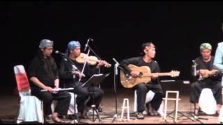 Revolusi Musik Bambu 2 - Stambul Terkenang JJOK-Bambu (Irsha) [HD]