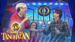 Tawag ng Tanghalan: Vice and Jhong sing