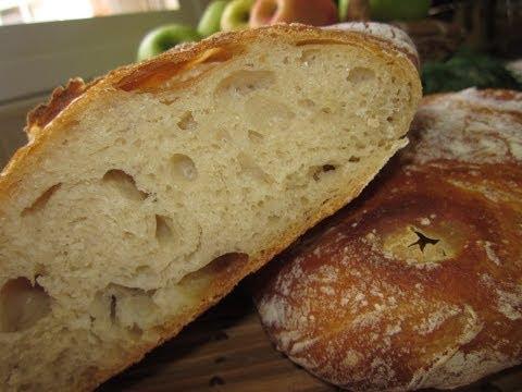 Рецепт хлеба в духовке с фото
