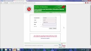 HSC Result 2016 video Bangladesh