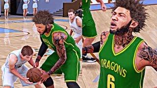 NBA 2K16 MyCAREER - Cam Is A BIG BULLY Playing High School Basketball !
