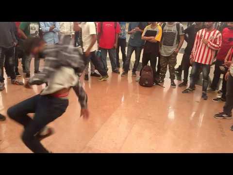 Spykar the Culture 2016 hip hop jam
