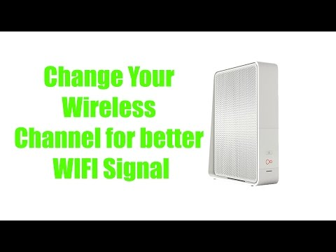 Virgin Media Hub 3.0   How to change the wireless channel on my SuperHub 3