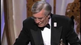 Martin Landau Wins Supporting Actor: 1995 Oscars