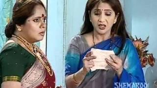 Marathi Stage Play - Hasat Khelat - Ashok Saraf Nivedita Joshi
