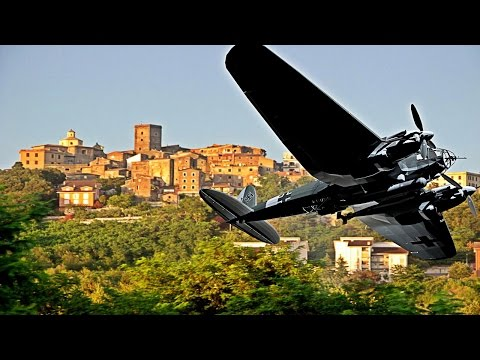 Abbattuto aereo Tedesco a Pofi (test After Effects)