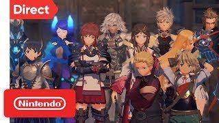 Xenoblade Chronicles 2: Torna ~ The Golden Country & More!   Nintendo Direct 9.13.2018