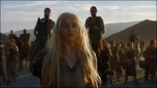 Game of Thrones S06E03  - Daenerys taken to Vaes Dothrak
