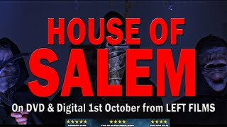 HOUSE OF SALEM Official UK Trailer 2018 Left Films Horror
