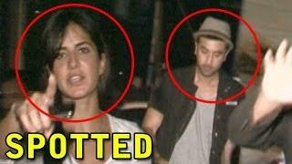 Where did Katrina Kaif go ignoring Aamir Khan?