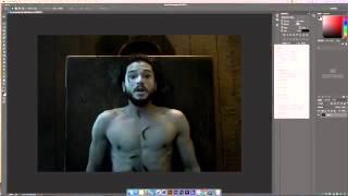 Jon Snow Low Poly