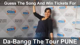 WIN Passes For  Da-Bangg The Tour PUNE | Guess The Song |Rj Winnie