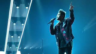 The Weeknd - Acquainted [LIVE]