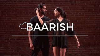 Baarish Dance | Bollywood Contemporary Choreography by Shereen Ladha | Half Girlfriend