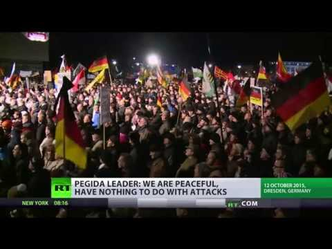 watch 'No political party in Germany addresses loss of culture worries' – Pegida leader