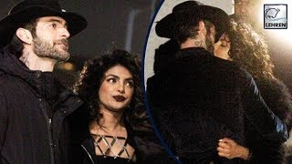 Priyanka Chopra CAUGHT Kissing A Hollywood Actor | LehrenTV