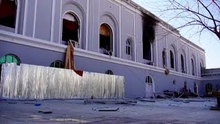 Five UAE officials among 57 killed in Afghanistan bombings