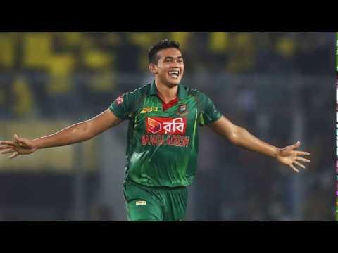 দেখুন ৫ম বাংলাদেশী হিসাবে শ্রীলংকার বিপক্ষে দুর্দান্ত হ্যাটট্রিক করলেন তাসকিন | Bangladesh Cricket
