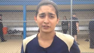 Softball: Indian Hills' Gina DeOliveira