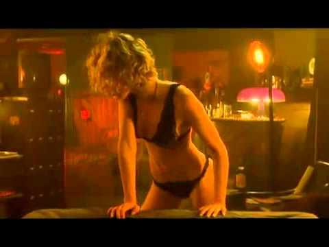 Rebecca Romijn dance scene Femme Fatale.