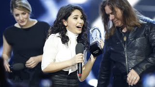 Alessia Cara Wins Breakthrough Artist of the Year at The 2016 JUNO Awards