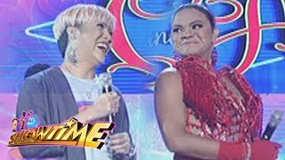 It's Showtime Miss Q & A: Juliana Parizcova Segovia shares her lovelife
