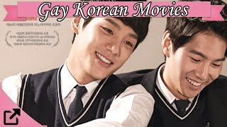 Top Korean Gay  Movies 2015 (All the Time)