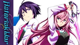 The Asterisk War - Opening 2 【English Dub Cover】Song by NateWantsToBattle
