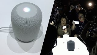 First look: Apple HomePod