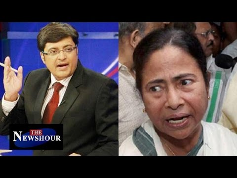 TMC Tape Sting Operation - Doctored Or Genuine? : The Newshour Debate (15th March 2016)