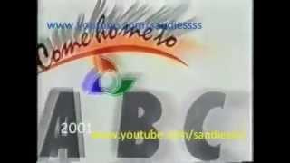 TV5 (ABC 5) Station Ident Timeline 1960-Present