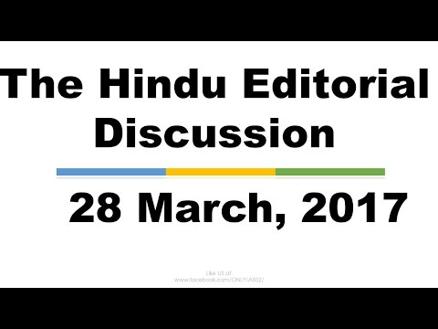 Xxx Mp4 Hindi 28 March 2017 The Hindu Editorial Discussion India USA Nuclear Deal Child Rights 3gp Sex