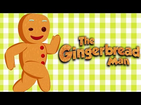 Xxx Mp4 The Gingerbread Man Full Story Animated Fairy Tales For Children 4K UHD 3gp Sex