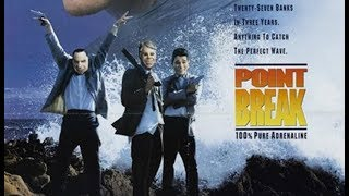 Point Break - Movie Trailer (1991)