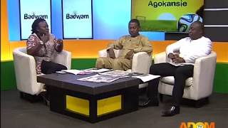 Mr. President publish your asset - Badwam Mpensenpensenmu on Adom TV (17-8-17)
